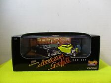 HOT WHEELS 100% LIMITED EDITION 2 PACK AMERICAN GRAFFITI MEL'S DRIVE IN
