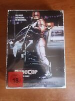 Robocop bluray retro Vhs edition numbered numerata