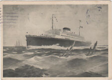 passenger ship vulcania 1930 - 225×160