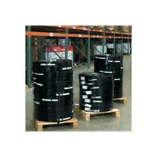 """High Tensile Steel Strapping, 3/4"""" x .023 Gauge x 1,710', Black, 100 Lbs Coil"""