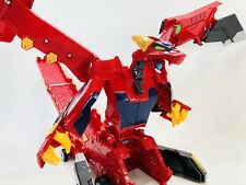 Bakugan Transformer Fire Engine Truck Dragon - Automatic Transformation 012