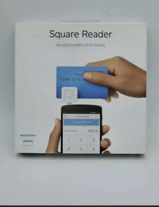 3X Square  Credit/Debit Card Magstripe Reader - iPhone & Android Headphone Jack