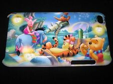 Pooh & Friends Hard Case for iPod Touch 4th Gen Nightime Picnic Piglet Eeyore +