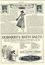 1916 Prices Candles Austin Crossley Dubarry Bath Salts