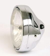 Vidrio Transparente FAROS DE CROMO H4 HONDA CBF 500N CBF 600N cromado faro