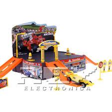 Estación Servicio Formula 1 F1 Juguete Boxer Coche Racing Niño + 3 Años j146