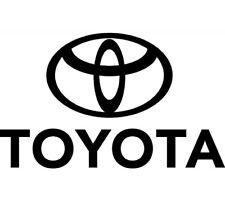 Toyota Logo Emblem Vinyl Decal Sticker Tacoma Camry Tundra Window Laptop iPhone