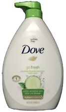 Dove go fresh Cool Moisture Body Wash, Cucumber - Green Tea 34 oz
