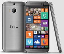 HTC One M8 32GB Windows Verizon Smartphone-Grey-New