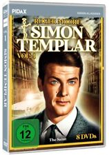 Simon Templar - Vol. 1 * DVD Serie mit James-Bond-Darsteller Roger Moore * Pidax
