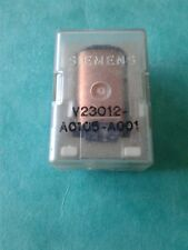 Relay V23012-A0105-A001 SIEMENS