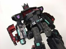 TAKARA TOMY TRANSFORMERS UNITED Black Optimus Prime Tokyo Toy show exclusive