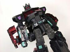 TAKARA TOMY TRANSFORMERS UNITED Black Optimus Prime Tokyo Toy show exclusive