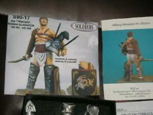 Soldiers SGF - 90mm Thracian Gladiator.