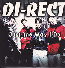 Di Rect-Just The Way I Do cd single