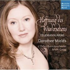 Dorothee Mields - Hoffnung Des Wiedersehens [New CD]