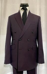 Joe Joseph Abboud Custom Suit 40R