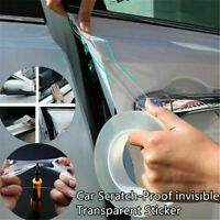 Car Transparent Film Anti Scratch Door Edge Paint Protector Wrap Guard Sticker