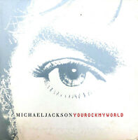 Michael Jackson ‎CD Single You Rock My World - Europe (VG+/VG+)