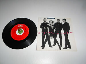 Eight Wonder - Cross my Heart (1988) Vinyl 7` inch Single Vg ++