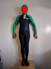 OKOLO speed skating skin suit Long Track speed skates SKINSUIT short COLO HOOD