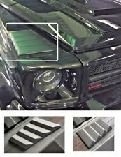 FENDER ADD ON SCOOPS FOR MERCEDES BENZ G CLASS WAGON W463 G500 G55 G63 B-STYLE