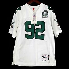 ba02eeaf52a ... philadelphia eagles home 17 coupon code for 100 authentic reggie white  mitchell ness 92 eagles nfl jersey mens size f630a ...