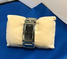 Movado Elliptica Stainless Steel Sapphire Crystal Watch, Water Resistant