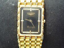 Beautiful Longines Men's Gold Watch,