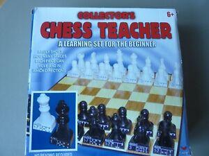 Beginner's Chess Set Teacher Learning Cardinal Collector's Set Age 6+