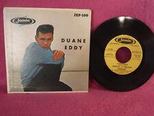 Duane Eddy, Cannonball/Moovin N Groovin/Mason Dixon Lion, Jamie JEP 100, 1958 EP