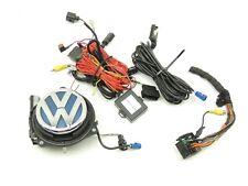 2012 Mk6 VW Golf R Liftgate Boot Trunk Opener Handle Rear View Camera Emblem 005