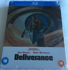 Deliverance Steelbook - UK Exclusive Very Limited Edition Blu-Ray **Region B**