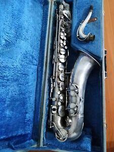 Tenor saxophone Weltklang