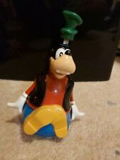 Rare Walt Disney Kidco 1960's Spinning Toy Goofy Arms fly up when u spin. VGC