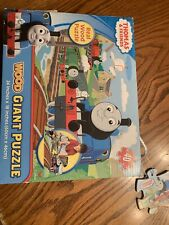 Thomas & Friends Real Wood Giant Puzzle 40 pcs