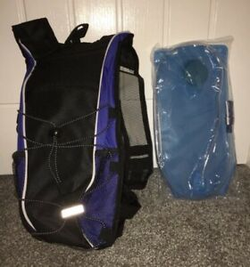 Sports Backpack Hydration Pack Cycling,Running Vest & 2L Water Bag Bladder