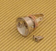 JP-SOCK-N Nickel Socket Style Jackplate Jack Plate w/Jack for Telecaster/Tele®