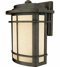 Quoizel Galen Large Outdoor Wall Sconce GLN8410IB FL