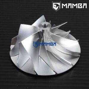MAMBA Turbo Billet Compressor Wheel For Turbonetics T76 (76.71mm / 102.35mm) 6+6
