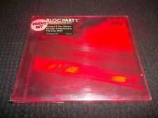 BLOC PARTY - WEEKEND IN THE CITY - LIMITED CD/DVD SET 2007