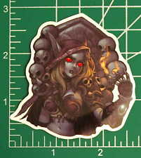 New listing World of Warcraft WoW Mmorpg Sticker Decal For Phone Laptop Skateboard #2