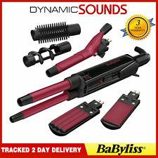 Babyliss 2800DU Pro Ceramic 12 in 1 Multi Hair Styler Curling Tong Straightener