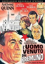 Dvd L'Uomo Venuto Dal Kremlino - (1968)  ** A&R Productions ** ....NUOVO