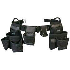 Nylon Tool-Rig Padded Construction Belt Apron Holster Pocket Pouch Bag Holder