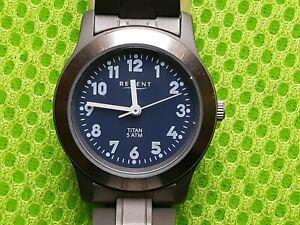 Damen Armbanduhr Regent Titan, Neu