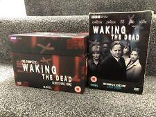 WAKING THE DEAD SERIES 1-9 COMPLETE DVD BOX SET SEASONS 1 2 3 4 5 6 7 8 9