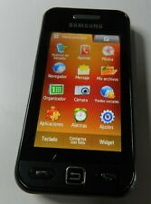 Movil Libre Samsung  S5230