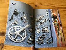 Original Campagnolo Catalogue 1999 Product Range