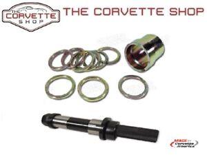C2 C3 Corvette Rear Wheel Bearing Shim Spacer & Setup Tool Kit 63-82 X2476 X2435